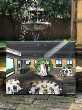 Load image into Gallery viewer, Live Wedding Painting