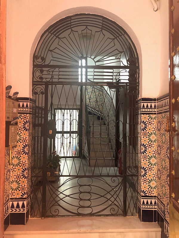 Seville Doorway