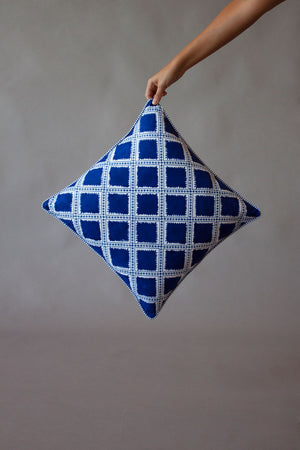 Nomadic Star Cushion Cover