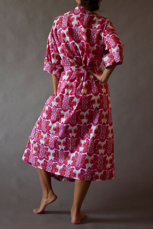 Berry Citrus Robe
