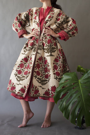 Red Atamushk Coat