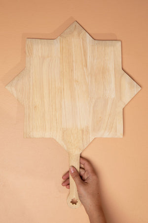 Star Chopping Board