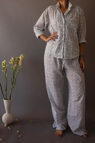 Grey Geoflow Pyjamas