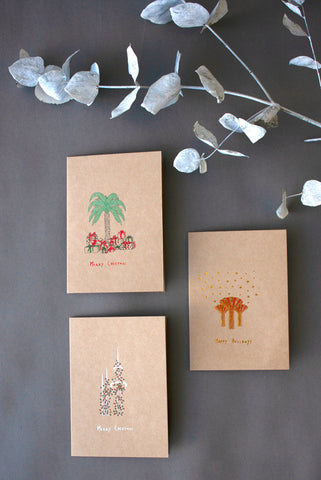 beesideas Holiday Cards