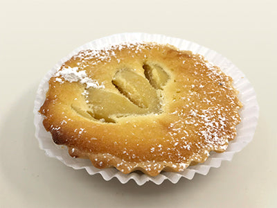 almond pear pie lactose free kosher pareve miami