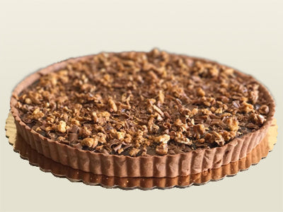 Chocolate pie lactose-free kosher pareve miami