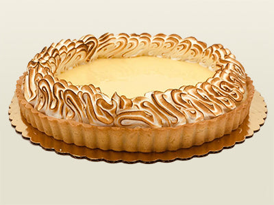 french lemon pie lactose-free kosher pareve miami