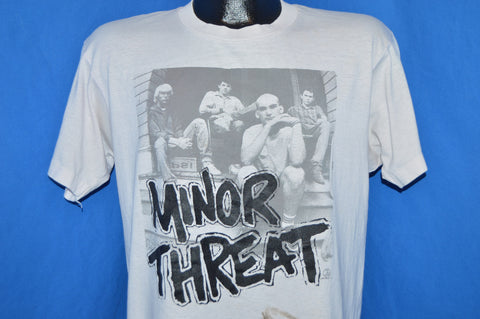 Vintage Minor Threat T-shirt