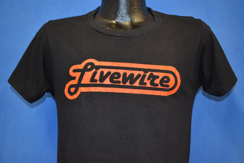 3fc9e91ea8d1d8 Vintage Nickelodeon Livewire Talk Show t-shirt. Nickelodeon in ...