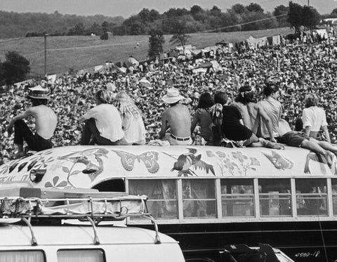 T-Shirt Tuesday: Woodstock '69 Turns 50 - The Captains Vintage