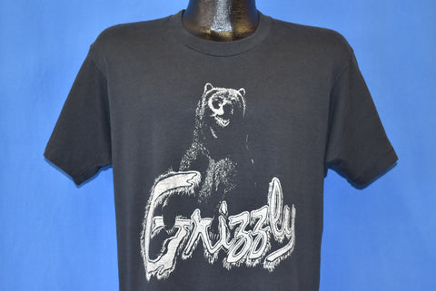 80s Grizzly Rock Band Tee We Come to Play Soft t-shirt Large
