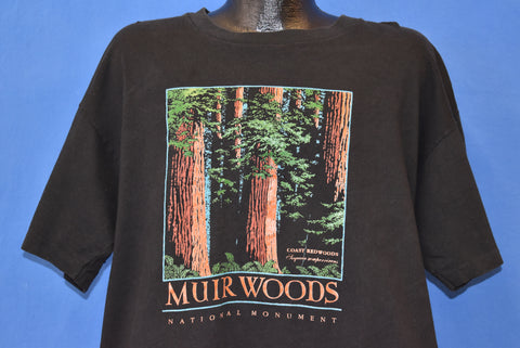 90s Muir Woods National Monument t-shirt Extra Large
