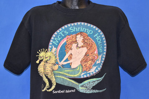 90s McT's Shrimp House Sanibel Island t-shirt Extra Large