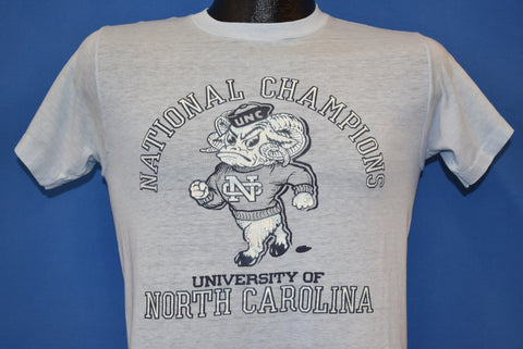 80s North Carolina Tar Heels 1982 Champs t-shirt Small