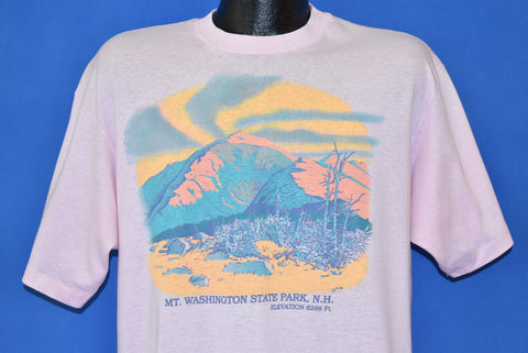 80s Mount Washington State Park Tourist t-shirt Large