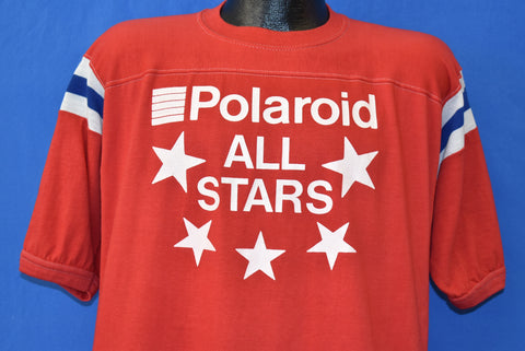80s Polaroid All Stars #26 Jersey t-shirt Extra Large