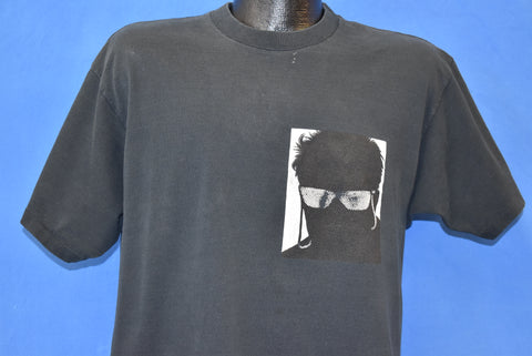 90s Public Image Clothing Silhouette t-shirt Large