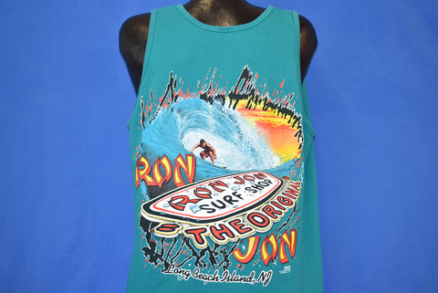 90s Ron Jon Surf Shop Long Beach Island t-shirt Extra Large
