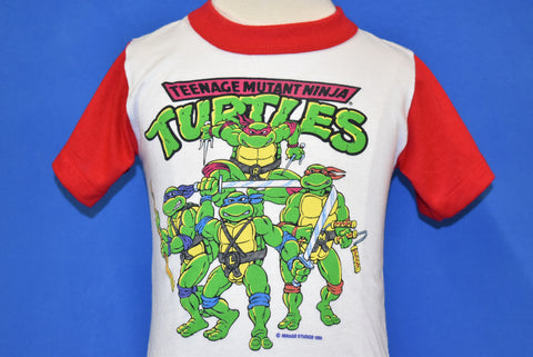 90s Teenage Mutant Ninja Turtles t-shirt Youth Small