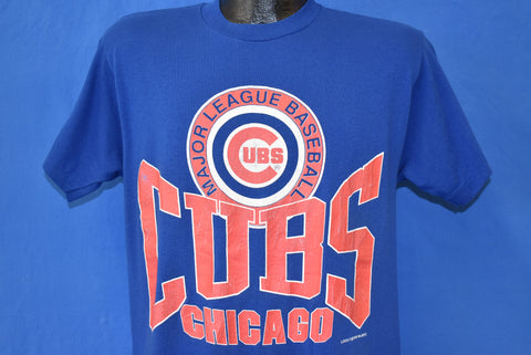 80s Chicago Cubs Major League Baseball t-shirt Medium