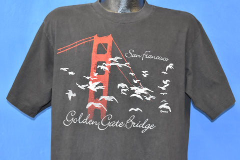 80s San Francisco Golden Gate Bridge Tourist t-shirt Extra Large