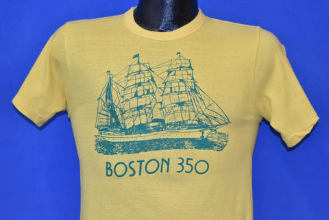 80s Boston 350th Anniversary t-shirt Small