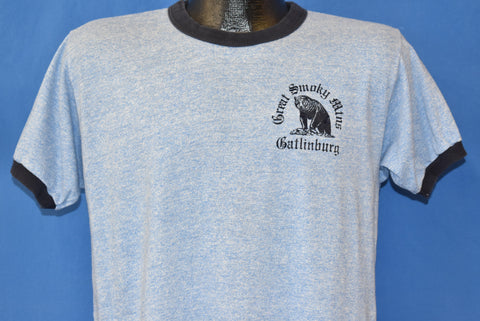 80s Great Smoky Mountains Gaitlinburg t-shirt Large