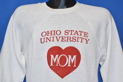 80s Ohio State University Mom Sweatshirt Medium