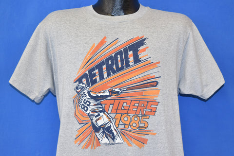 80s Detroit Tigers 1985 Season t-shirt Large