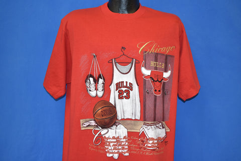 90s Chicago Bulls Michael Jordan t-shirt Large