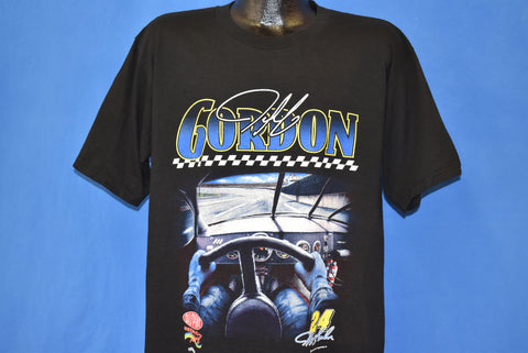 90s Jeff Gordon Driver's View t-shirt Large