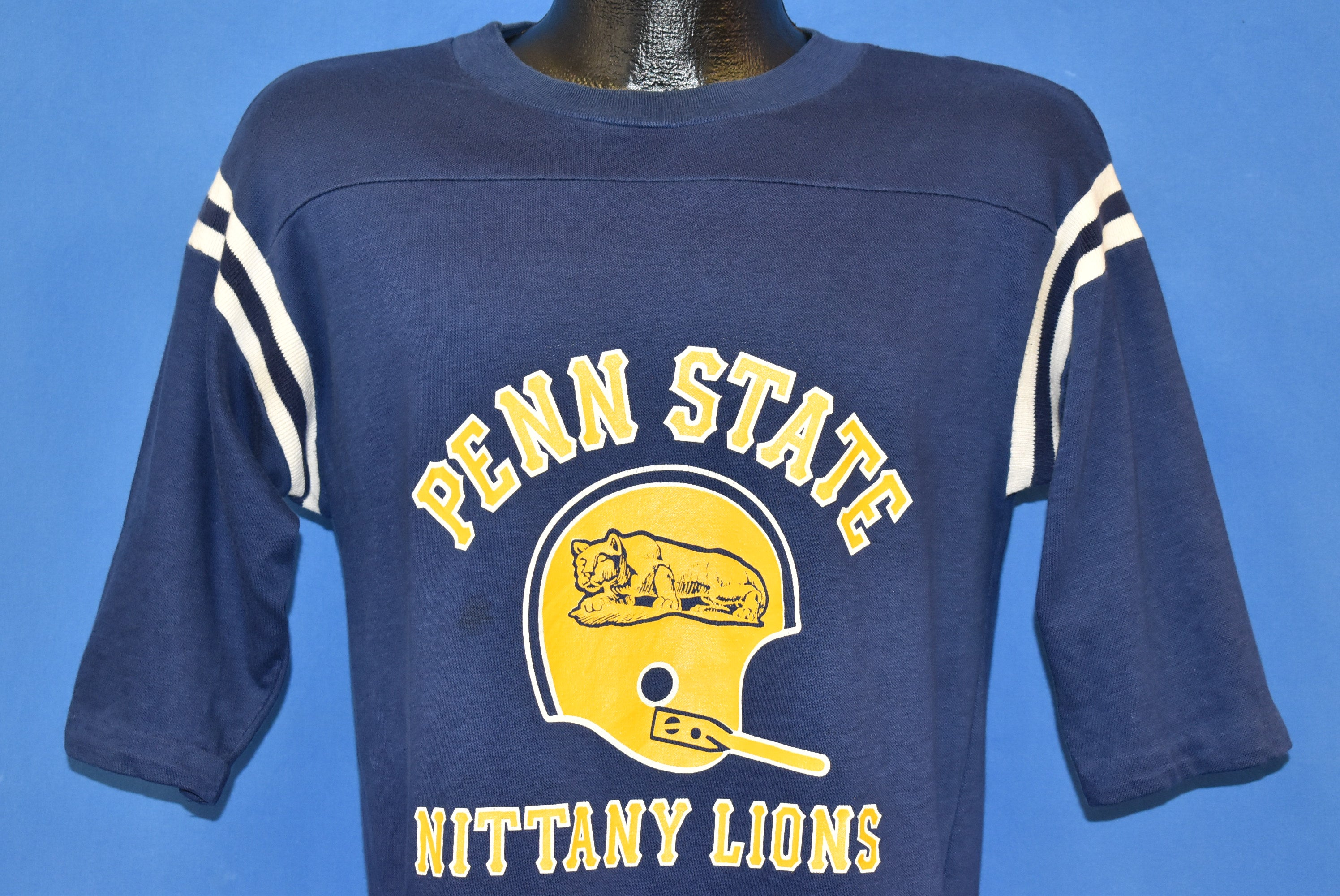 best website f2090 ff93d 80s Penn State Nittany Lions Distressed t-shirt Medium - The ...