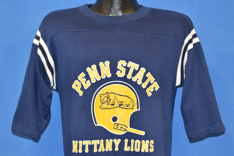 80s Penn State Nittany Lions Distressed t-shirt Medium