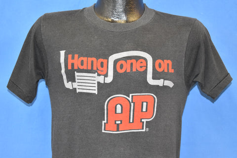 80s Hang One On AP Mufflers H&F Auto Parts t-shirt Small