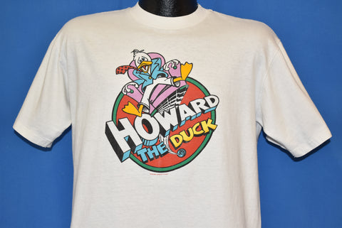 80s Howard The Duck 1986 Movie t-shirt Large