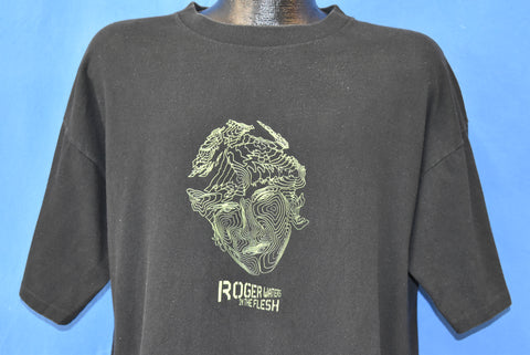90s Roger Waters In The Flesh Tour t-shirt Extra Large