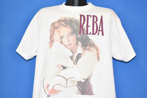 90s Reba McEntire Read My Mind 1995 t-shirt Extra Large
