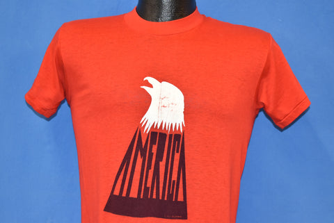 70s America Band Logo t-shirt Small