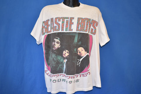 90s Beastie Boys Ill Communication Tour t-shirt Extra Large
