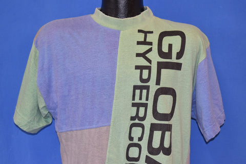 90s Hypercolor Global Color Changing t-shirt Medium