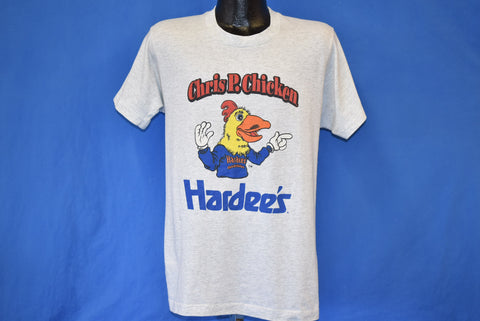 90s Hardees Chris P. Chicken Mascot t-shirt Medium