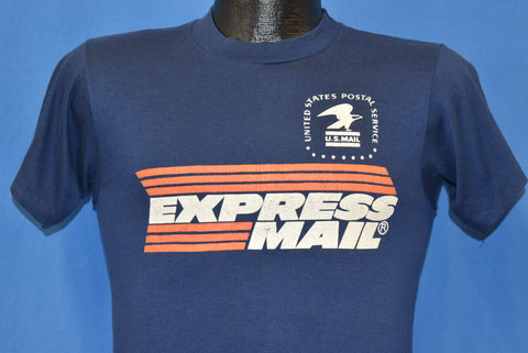 80s United States Postal Service Express Mail t-shirt Small