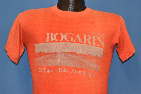 80s Museo Rafael Bogarin Distressed t-shirt Small