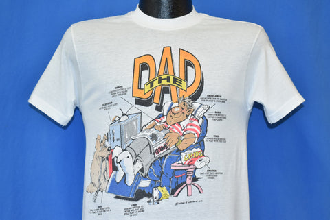 90s The Dad Funny Cartoon t-shirt Small