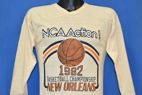 80s NCAA 1982 Championship New Orleans t-shirt Small