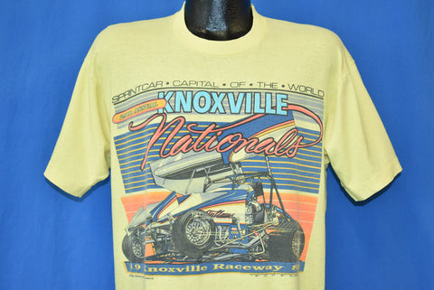 80s Knoxville Nationals Race 1988 t-shirt Extra Large