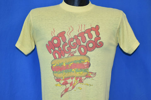 80s Hot Diggitty Dog t-shirt Small