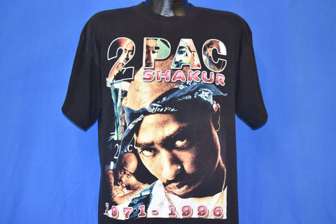 90s Tupac Shakur Only God Can Judge Me t-shirt Extra Large
