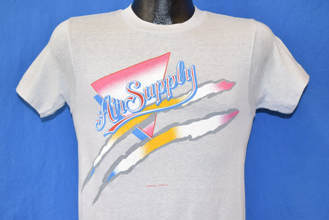 80s Air Supply The Power of Love Tour 1985 t-shirt Small