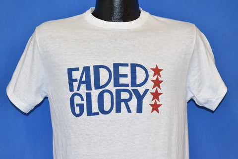 90s Faded Glory Red White and Blue t-shirt Medium